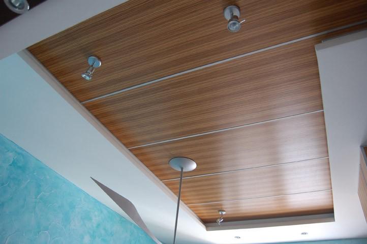 МДФ панели для потолка - преимущества, как смонтировать
