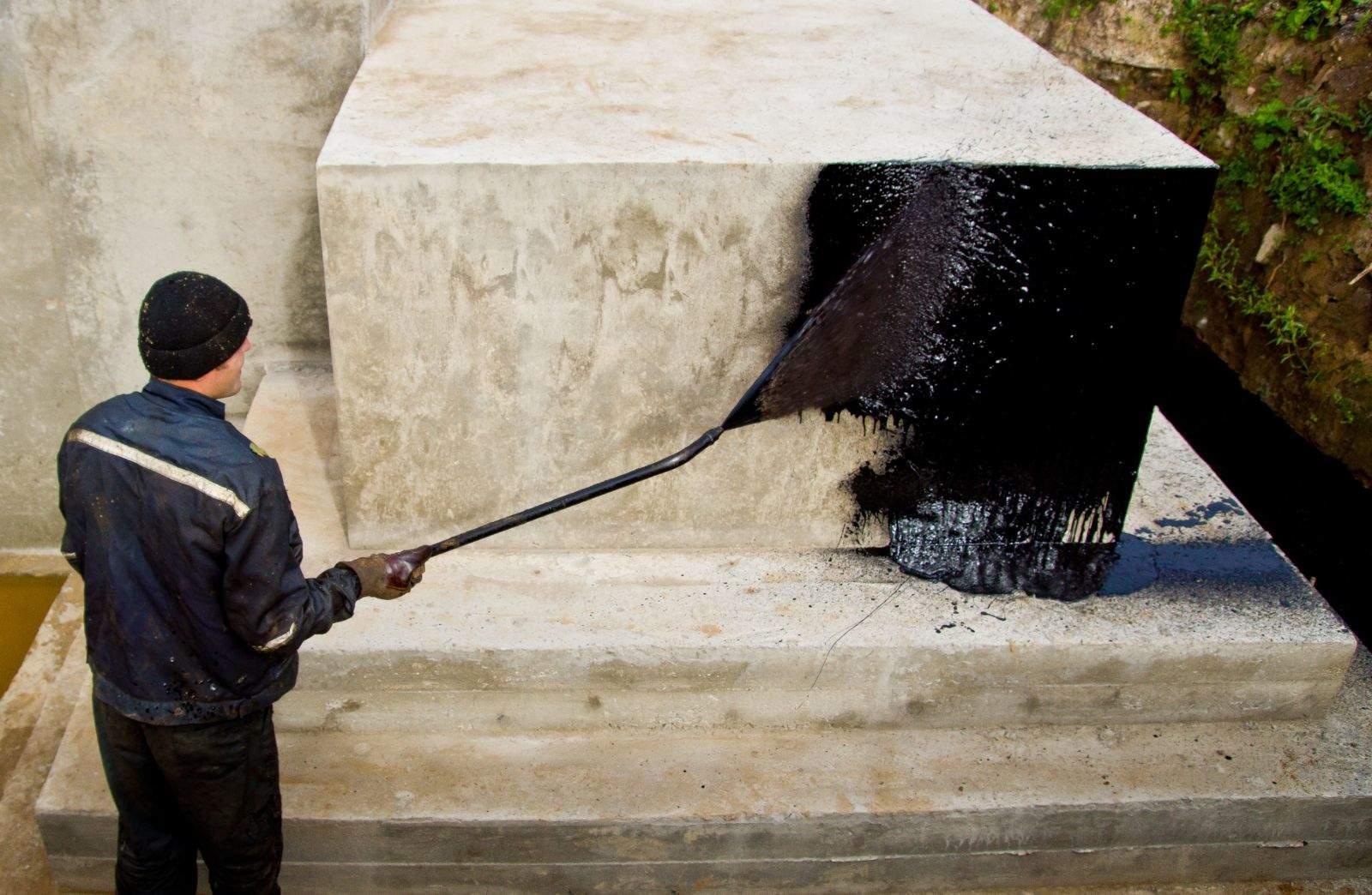Гидроизоляция и теплоизоляция погреба