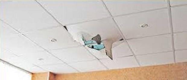 Потолок Армстронг Минусы