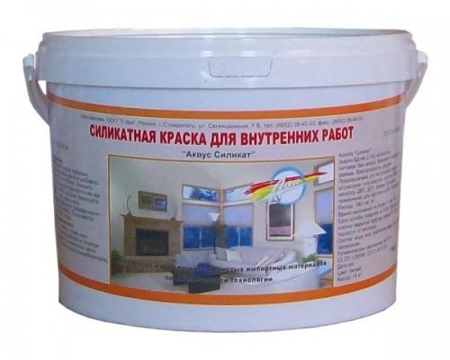 Силикатные краски для потолка в квартире