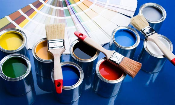 краски для потолочной плитки из пенопласта