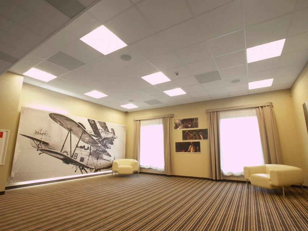 Подвесной потолок: выбор и монтаж