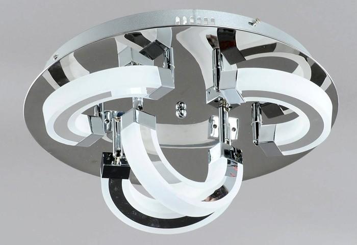 Характеристики светодиодной потолочной люстры с пультом управления