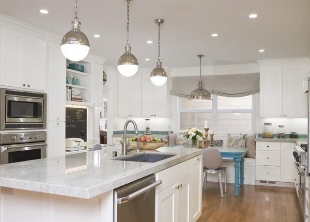 Кухня потолочное освещение