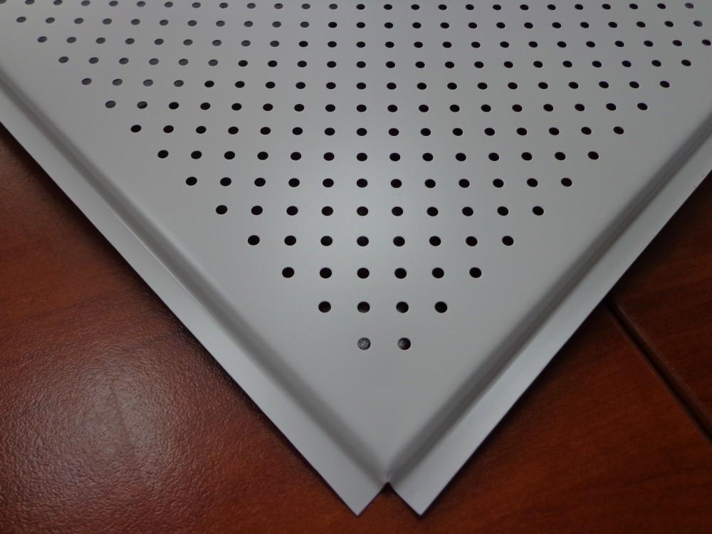 Металлические потолочные плиты