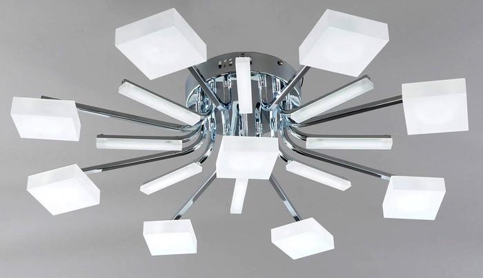 Потолочная светодиодная люстра для дома: основные критерии выбора