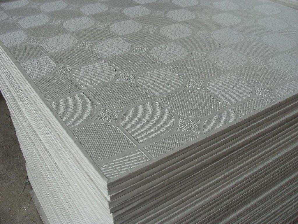 Потолочные плиты из пенополистирола инжекционные