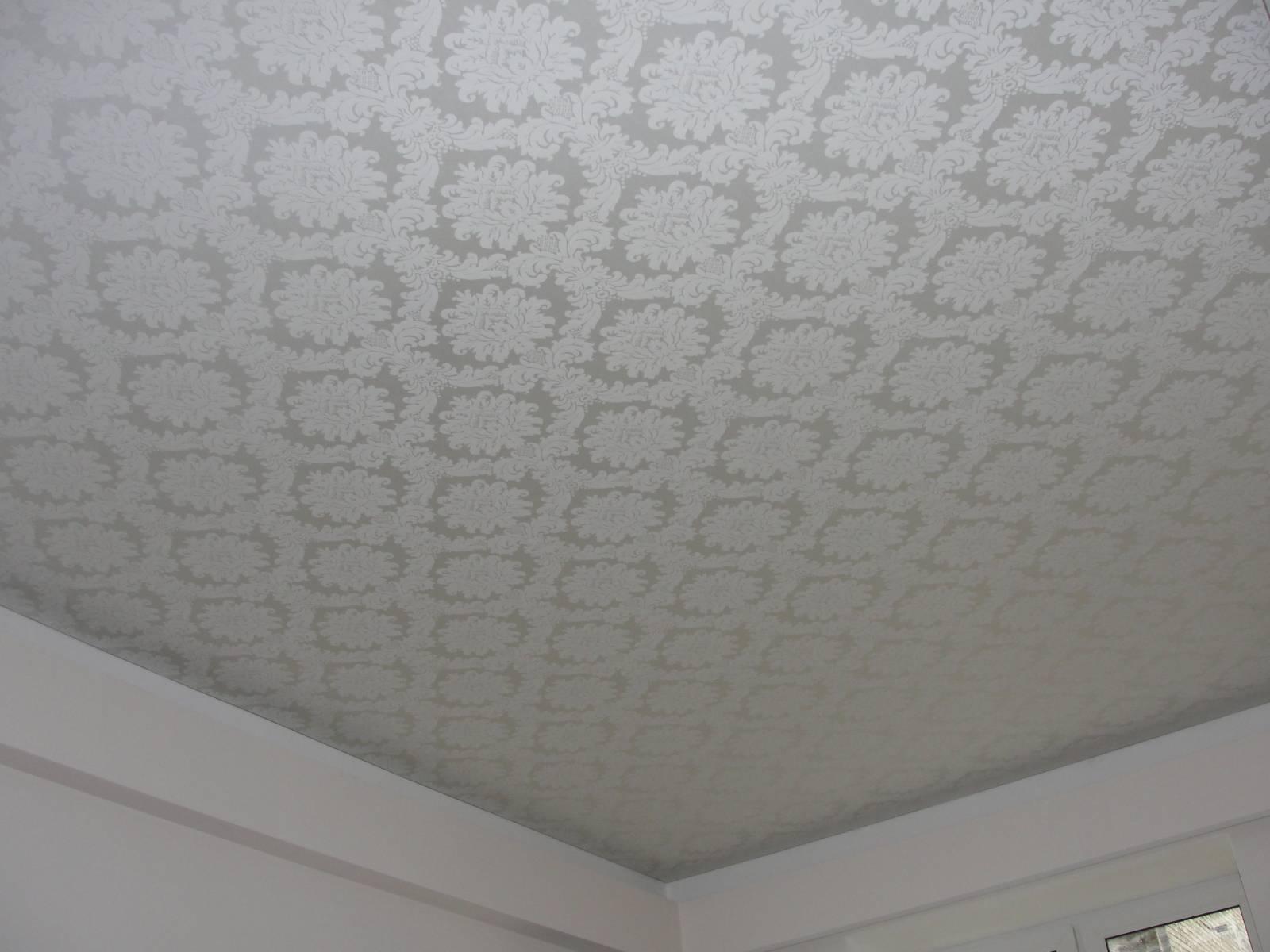 Преимущества натяжных потолков Тканевое полотно