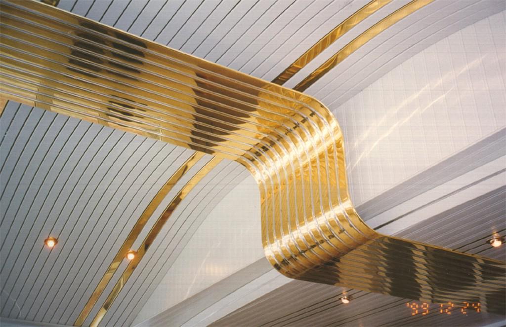 Реечный потолок албес итальянскийдизайн