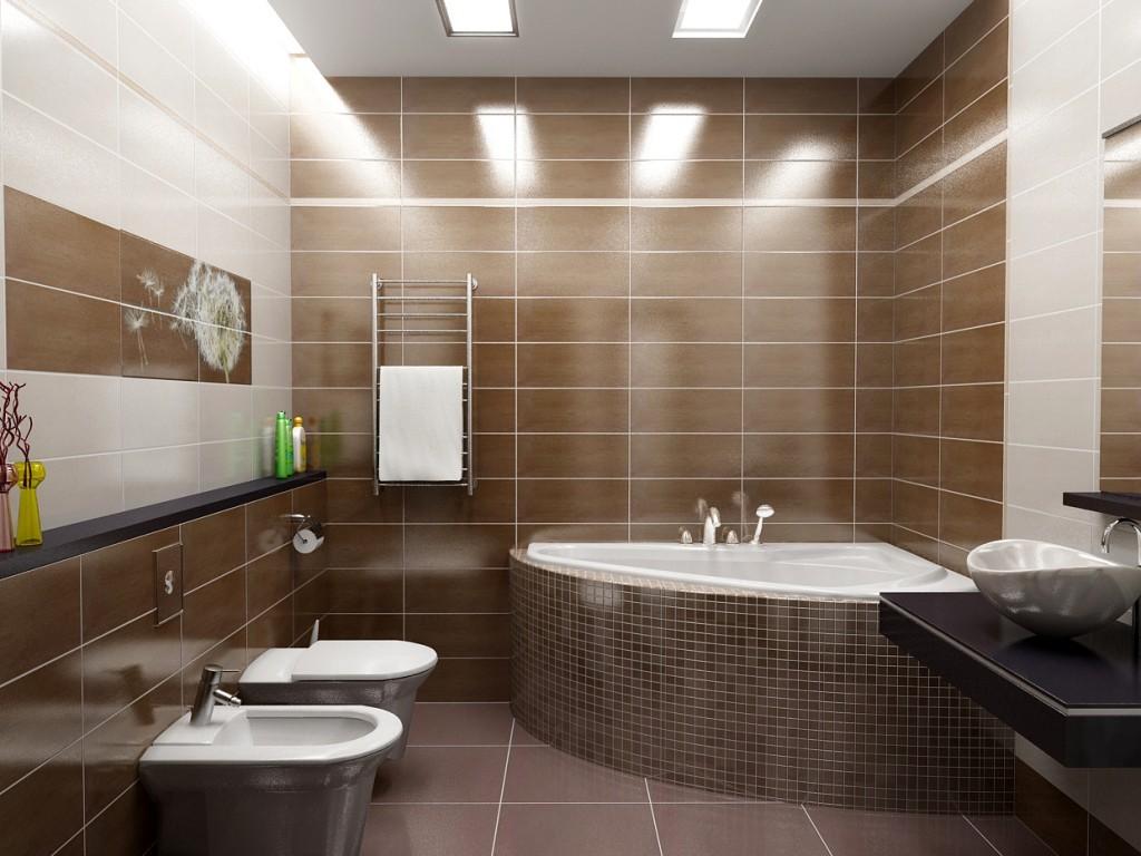 Ванная потолочное освещение