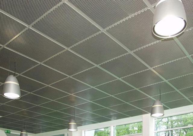 Подвесной потолок Модульные системы
