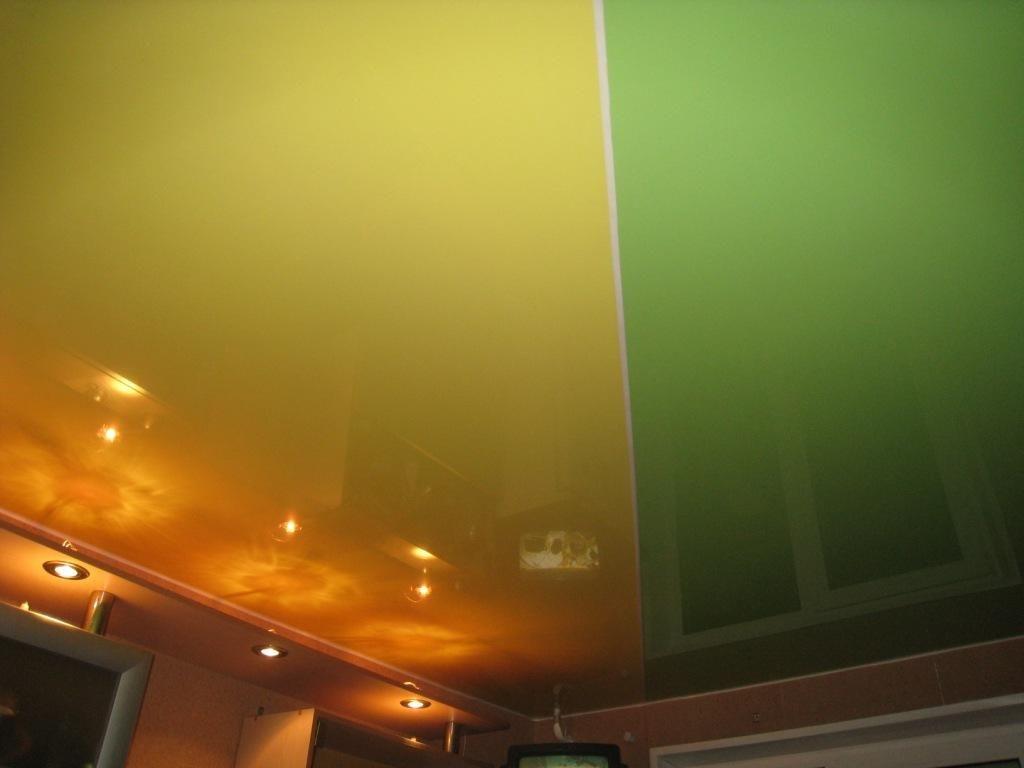Шовные потолки