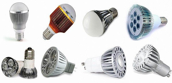 Выбор лампочек спотов