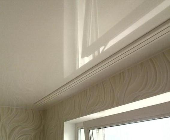 карниз потолочный монтажа непосредственно на потолок