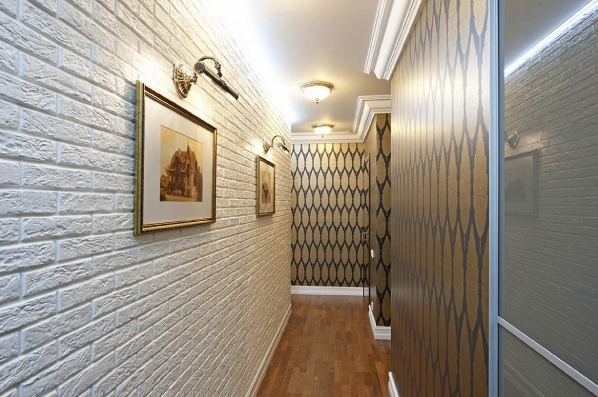 Чему уделить внимание при выборе отделки коридора