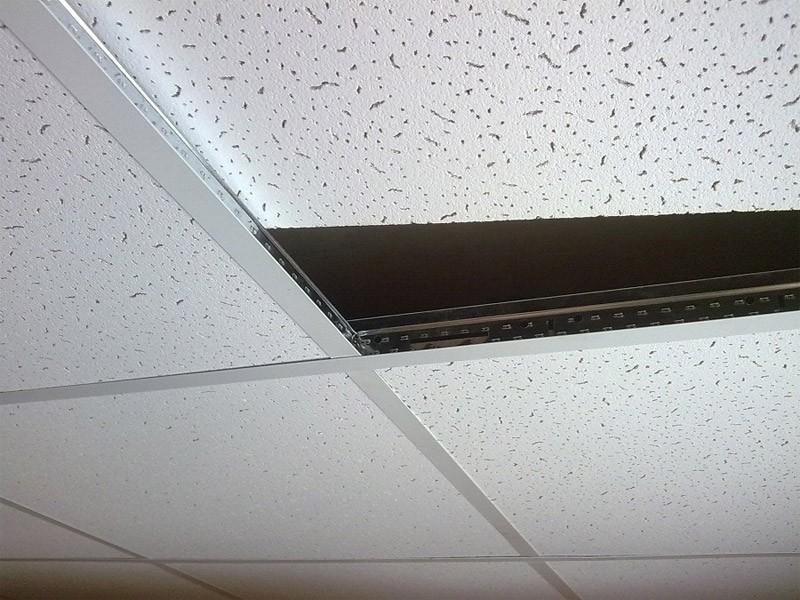 Функциональность потолок байкал