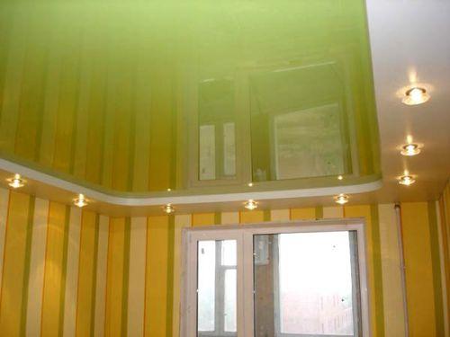 Гипсокартон под натяжные потолки