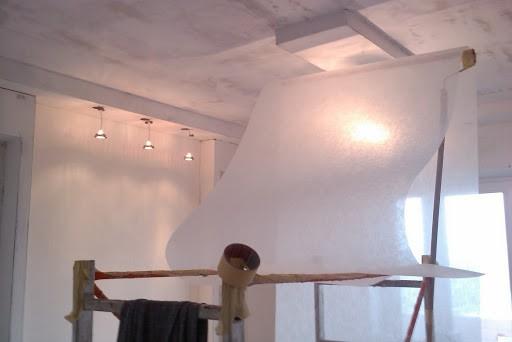 Использование для укрепления потолка