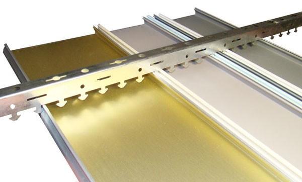 Размеры панелей и типы покрытия
