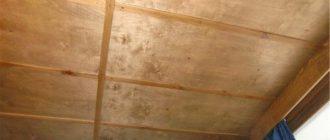 Потолок из фанеры своими руками: выбор материала, монтаж