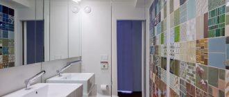 Отделка потолка в ванной: 10 самых популярных решений