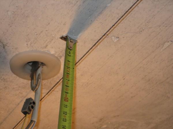 Норма высоты потолков для жилых зданий
