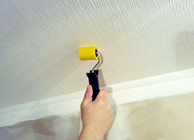 Ремонт потолка своими руками: подготовка к декоративной отделке