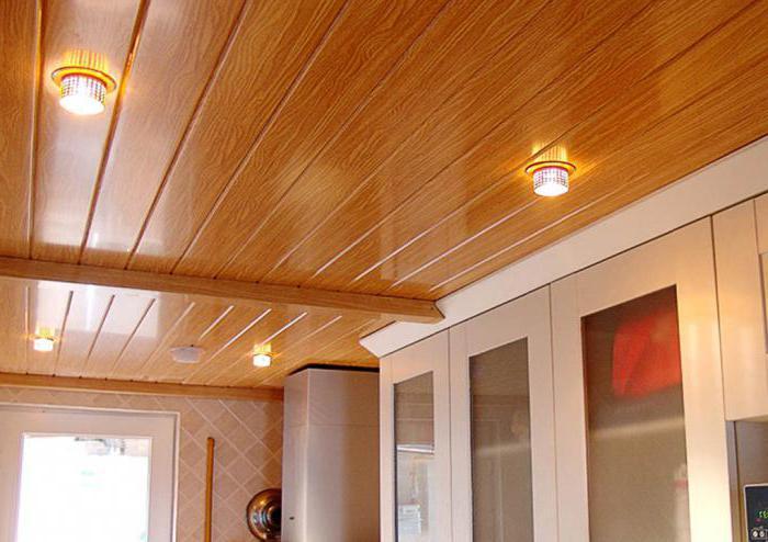 Особенности монтажа подвесных потолков из пластиковых панелей