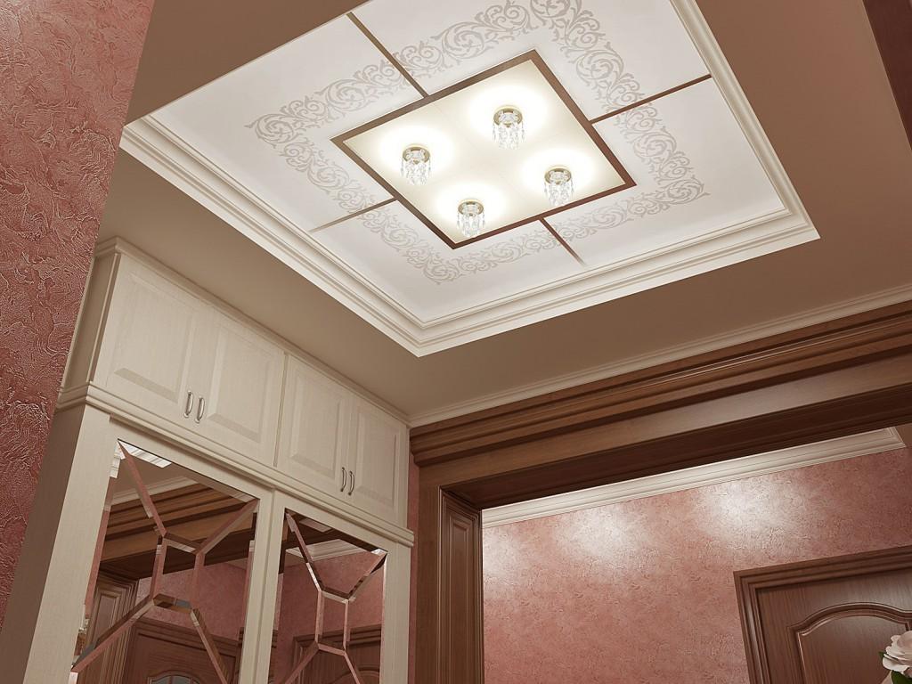 подвесные потолки фото дизайн