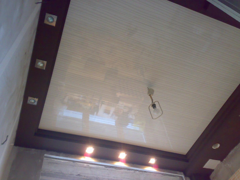 подвесные потолки из панелей