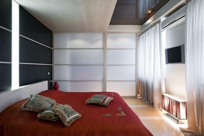 Основные направления в интерьере спальной комнаты
