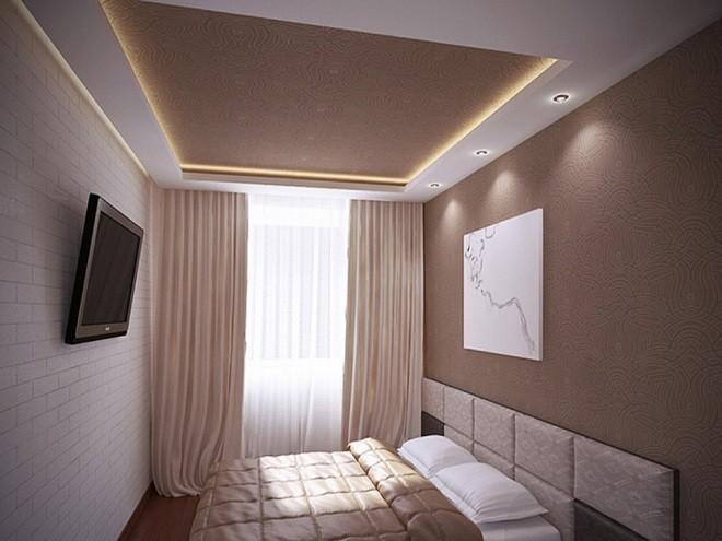 Выбираем оттенок потолка в разные комнаты