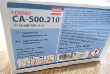 Клей Cosmo (Cosmofen) СА-500, 210 20 мг