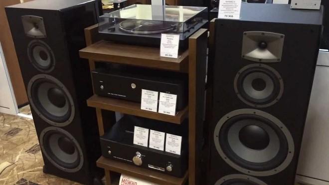 Напольная акустика