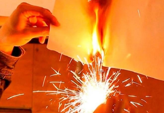 Низкая устойчивость к огню
