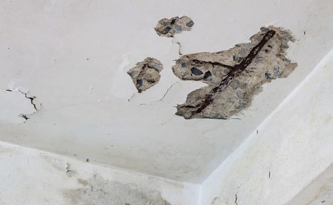 Подготовка базового потолка к отделке