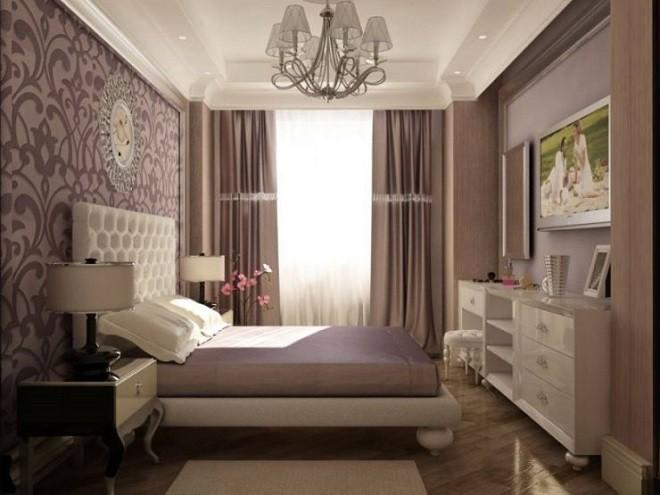 Выбор дизайна потолочных конструкций для спальни