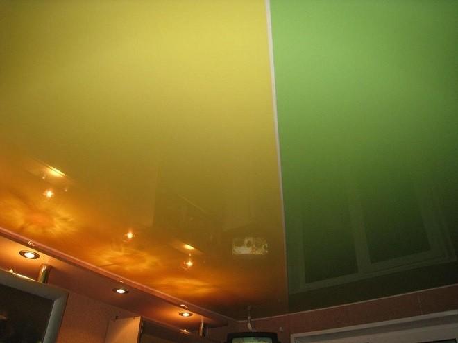 ПВХ плёнка для натяжных потолков