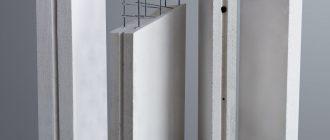 Виды блоков для перегородок в квартире подробное описание их достоинства и недостатки. Гипсолитовые перегородки – что это такое и где используется