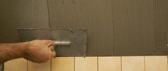 Как выровнять стены в ванной: выбор материала и инструкция для разных видов поверхностей