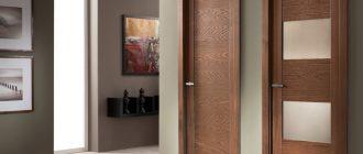 Что такое шпон и его виды, как выбрать такую дверь, особенности монтажа и ухода. Шпонированные двери: идеальное решение для любого интерьера