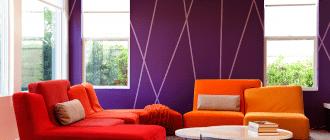 Как покрасить стену оригинально — дешево и красиво: фото примеры покраски стен. Декоративная покраска стен: выбираем цвет и фактуру под стиль комнаты