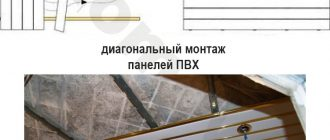 Монтаж панелей ПВХ на стену: пошаговая инструкция. Как крепить к стене панели ПВХ?