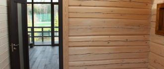 Чем обшить стены в деревянном доме внутри: материалы для отделки дома из бруса и бревна