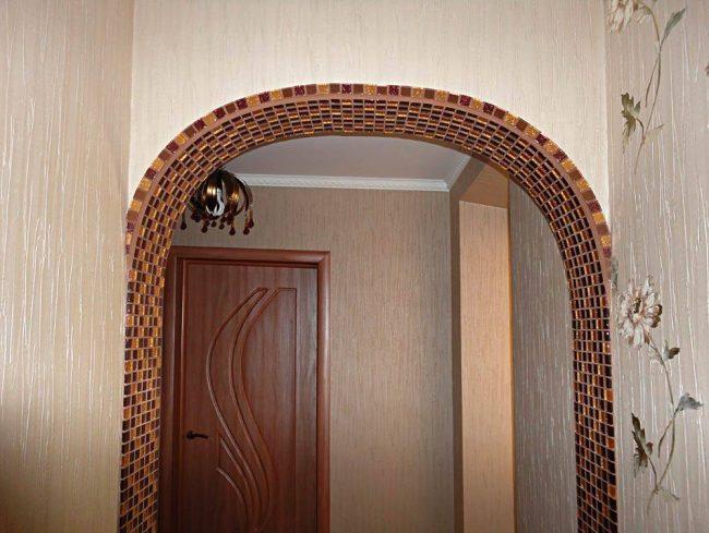 Арка из кирпича своими руками: лучшее решение для вашего дома. Кладка арки из кирпича: советы самостоятельным строительным