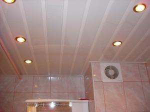 Материалы и инструменты для отделки потолка
