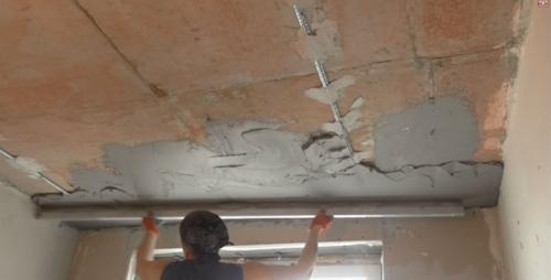Потолок на даче быстро и дешево: идеи